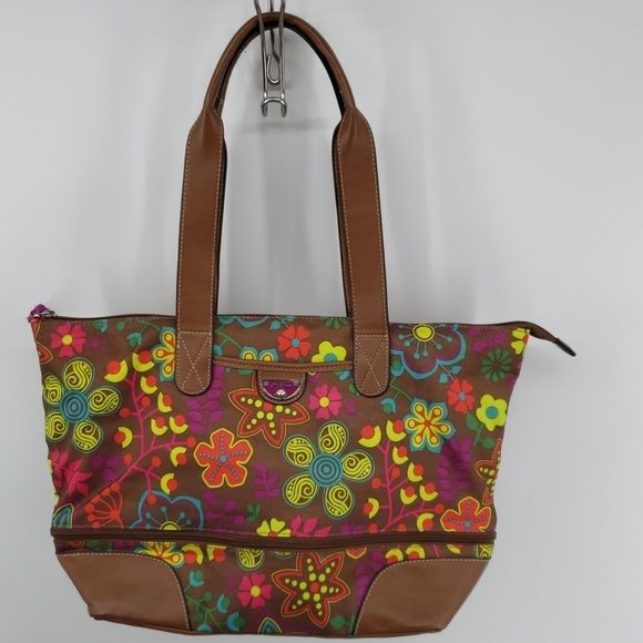Lily Bloom Handbags - Lily Bloom  Adjustable Size Tote